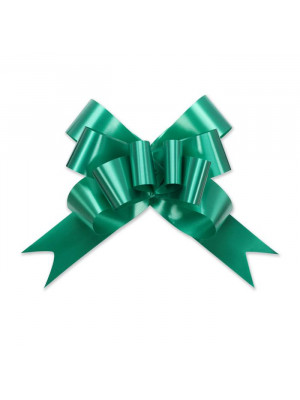 "Butterfly Pull Bow 2"" Emerald"