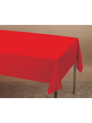 Tablecover Classic Red