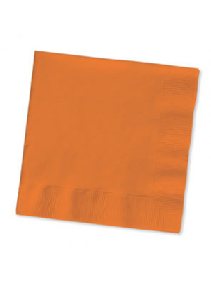Lun Napkin Sunkis Orange