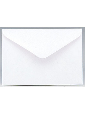 Envelope #56 White
