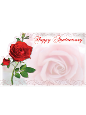 Enc Card Happy Anniversary