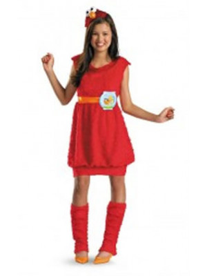 Elmo Girl Teen (10-12)