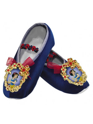 Snow White Slippers Child