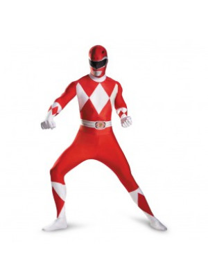 Red Ranger Suit Teen M(38-40)