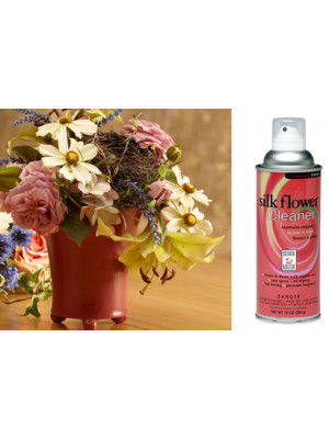 Cleaner Silk Flower 10oz