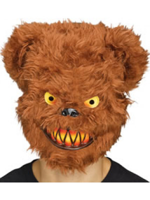 Mask Brown Killer Bear
