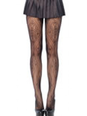 Pantyhose Florentine Lace