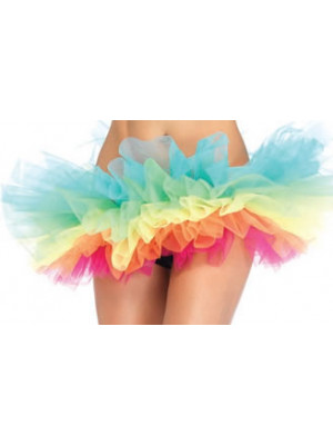 Organza Tutu Multi Color