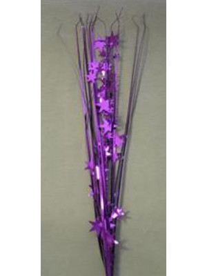 "Star Spray 21"" Purple"