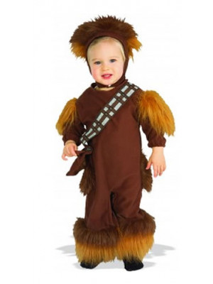 Chewbacca Toddler Romper
