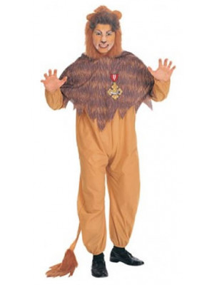 Cowardly Lion Adult Standard