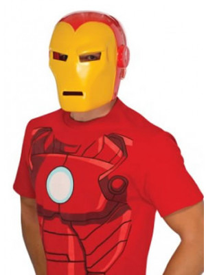 Iron Man Mask Adult