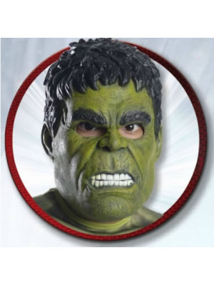 Hulk 3/4 Mask Child