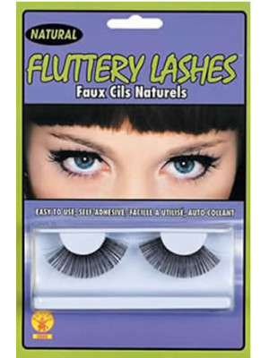 Eyelashes Natural Black