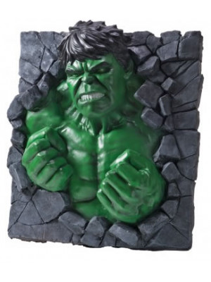 Hulk Wall Breaker Décor