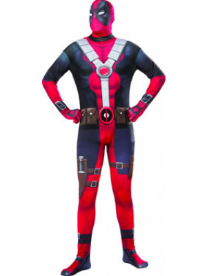Deadpool Second Skin Adult STD