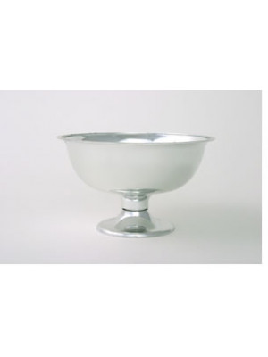"Compote 4.5"" Footed Silver"