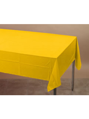 Tablecover School Yellow