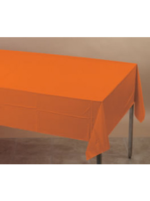 Tablecover Sunkiss Orange