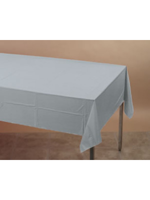 Tablecover Shimmer Silver