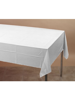 Tablecover White