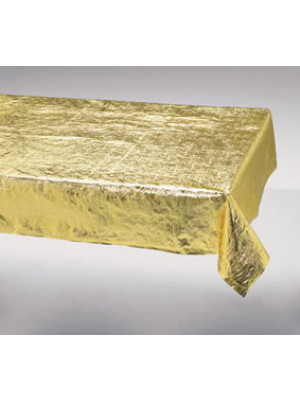 Tablecover Metallic Gold