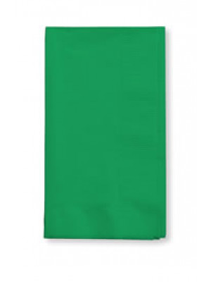 Din Napkin Emrld Green