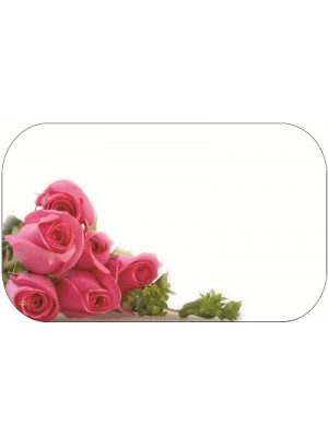 Enc Card NS Pink Roses