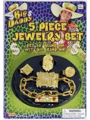 Big Daddy Jewerly Set