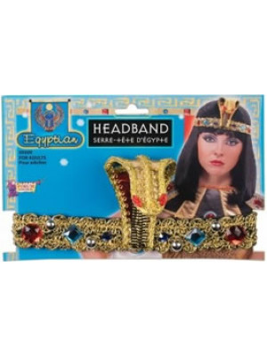 Egyptian Headband Snake