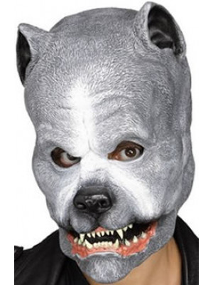 Mask Grey Pit Bull Adult