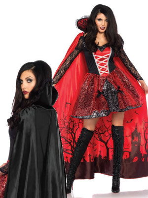 2PC Vampire Temptress Large