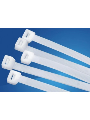 "7.5"" Cable Tie Natural 50#"