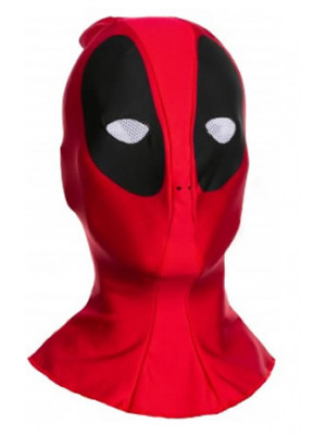 Deadpool Mask Adult