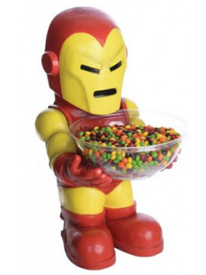 Candy Bowl Holder Iron Man