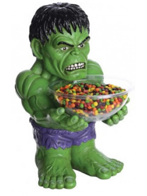 Candy Bowl Holder Hulk