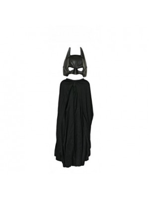 Batman Mask and Cape Child