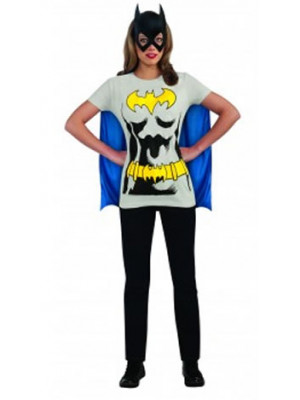 Batgirl T-Shirt Adult Small