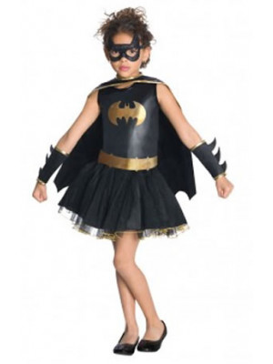 Batgirl Tutu Child Medium
