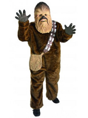 Chewbacca Dlx Adult Large