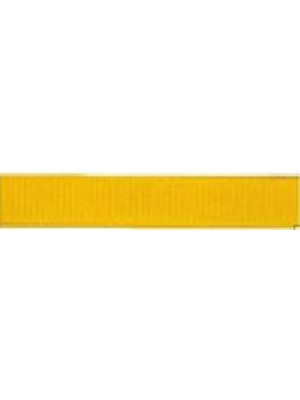 "Grosgrain 5/8""x50y Yellow"
