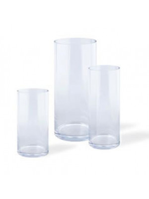 "10"" Hi Cylinder 5"" Top Clear"